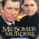 Midsomer Murders - Set 2 / TWO  (DVD, 2003, 4-Disc Set, Widescreen)