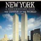 New York: The Center of the World - Vol. 8 (DVD, 2003)
