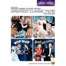 TCM Greatest Classic Films Collection: Astaire and Rogers (DVD, 2010, 2-Disc NEW