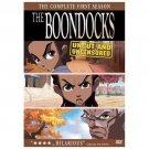 The Boondocks - Complete First /1ST Season (DVD, 2006, 3-Disc Set)