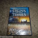 700 CLUB PRESENTS SIGNS OF THE TIMES HOW WILL IT END? DVD BRAND NEW!