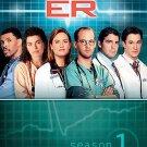 ER - The Complete First Season (DVD, 2003, 4-Disc Set, Four Disc Set)