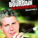 Anthony Bourdain: No Reservations - Season 2 (DVD, 2008, 3-Disc Set)