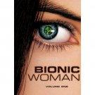 Bionic Woman - Volume ONE  (DVD, 2008, 2-Disc Set)