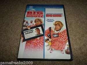 BIG MOMMA'S HOUSE/BIG MOMMA'S HOUSE 2 DVD MARTIN LAWRENCE