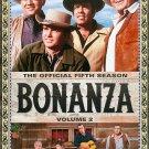 Bonanza: The Official Fifth Season, Vol. 2 (DVD, 2013, 4-Disc Set)