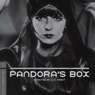 Pandora's Box (DVD, 2006) LOUISE BROOKS W/BOOK