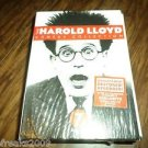 The Harold Lloyd Comedy Collection (DVD, 2005, 7-Disc Set) W/3D GLASSES