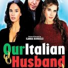 Our Italian Husband (DVD, 2006) BROOKE SHIELDS (BRAND NEW)