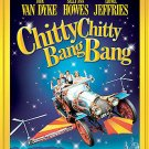 Chitty Chitty Bang Bang (DVD, 2003, 2-Disc Set, Special Edition) W BOOK & COVER