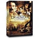 Deadwood - The Complete First/1ST Season (DVD, 2005, 6-Disc Set)