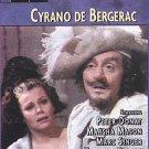 Cyrano de Bergerac (DVD, 2003) PETER DONAT BRAND NEW