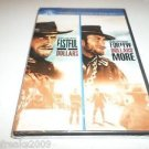FISTFUL OF DOLLARS  / FOR A FEW DOLLARS MORE DVD CLINT EASTWOOD BRAND NEW