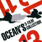 Ocean's ELEVEN,TWELVE,THIRTEEN (DVD, 2011, 2-Disc Set) GEORGE CLOONEY,BRAD PITT