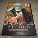 MATTHEW  ONLY DRAMATIZATION USING ACTUAL SCRIPTURES FROM NEW INTER 2-DISC DVD