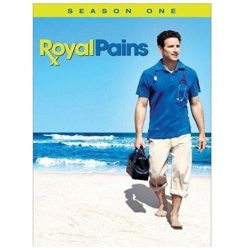 Royal Pains: Season One/1(DVD, 2010, 3-Disc Set)