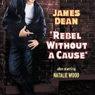 Rebel Without a Cause (DVD, 2005, 2-Disc Set,Special Edition)  JAMES DEAN W/SLIP