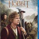 The Hobbit: An Unexpected Journey (Blu-ray/DVD/BONUS, 2013, 3-Disc Set) NO DVD