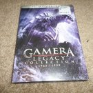 Gamera: Legacy Collection 1965-1999 (DVD, 2014, 4-Disc Set) W/SLIP COVER