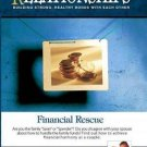 Relationships: Financial Rescue (DVD, 2009) BRAND NEW