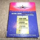 Elton John - Dream Ticket (DVD, 2005) 4-DISC BOX SET