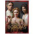 The Borgias: The Final Season (DVD, 2013, 3-Disc Set)
