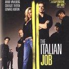 The Italian Job (DVD, 2003, Widescreen) MARK WAHLBERG,JASON STATHAM (BRAND NEW)