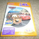 FISHER-PRICE IXL LEARNING SYSTEM DISNEY CARS 2 3-7 YRS CD-ROM