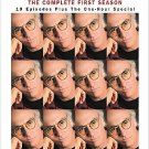 Curb Your Enthusiasm: The Complete First Season (DVD, 2004, 2-Disc Set,...