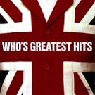 Who's Greatest Hits by The Who (CD, Apr-1988, MCA (USA))