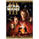Star Wars Episode III: Revenge of the Sith (DVD,2005,2 Disc Set, Widescreen) NEW