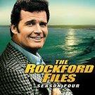 The Rockford Files - Season 4 (DVD, 2007, 5-Disc Set)