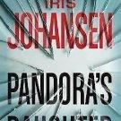 Pandora's Daughter by Iris Johansen (2007, CD, Unabridged)