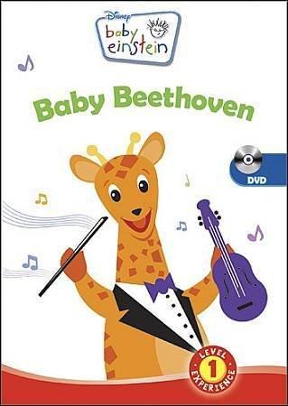 Disney Baby Einstein - Baby Beethoven (DVD, 2012)