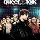 Queer As Folk - The Complete Thir3RD Season (DVD, 2004, 5-Disc Set)