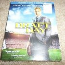 Draft Day(Blu-ray/DVD,2014,2-Disc Set,Includes Digital Copy KEVIN COSTNER W/SLIP