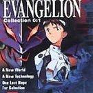Neon Genesis Evangelion - Collection 1: Episodes 1-4 (DVD, 2000)