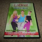 CRUNCH LABLAST BLAST A MOVE BLAST CALORIES & TONE UP BODY 15 MIN WORKOURS DVD
