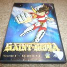 Saint Seiya - Vol. 1: The Power of the Cosmos Lies Within (DVD, 2003)