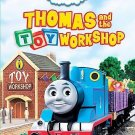 Thomas & Friends - Thomas and the Toy Workshop (DVD, 2009) BRAND NEW