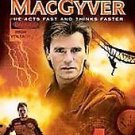 MacGyver - The Complete Fourth Season (DVD, 2005, 5-Disc Set)