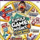 Family Game Night 4: The Game Show  (Xbox 360, 2011) MISSING MANUAL