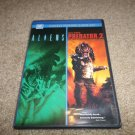 ALIENS / PREDATOR 2 DOUBLE FEATURE 2-DISC DVD SET