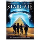 Stargate (DVD, 2009, P&S; 15th Anniversary Ultimate Edition; Extended Cut NEW