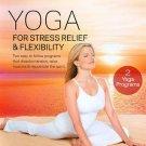Element: Yoga for Stress Relief & Flexibility (DVD, 2010) ASHLEY TURNER