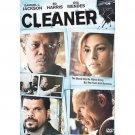 Cleaner (DVD, 2008) SAMUEL L. JACKSON,EVA MENDES BRAND NEW W/SLIP COVER