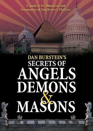 Secrets of Angels, Demons & Masons (DVD, 2005) BRAND NEW