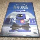 R2-D2 BENEATH THE DOME DVD