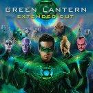 Green Lantern (Blu-ray/DVD, 2011, 2-Disc Set, Extended Cut (NO DIGITAL)