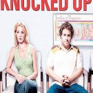 Knocked Up (DVD, 2007, Rated; Widescreen) SETH ROGEN,LESLIE MANN (BRAND NEW)